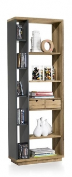 modrava roomdivider 1 lade 10 niches 70 cm. Black Bedroom Furniture Sets. Home Design Ideas