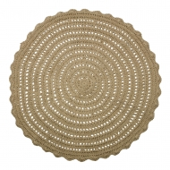 BePureHome Vloerkleed Corn Circle