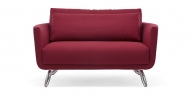 Design on Stock Loveseat Byen Lounge