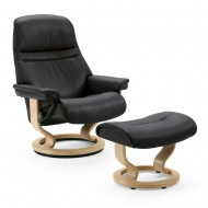 Stressless Relaxfauteuil + Hocker Sunrise