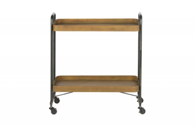 BePureHome Trolley Rusty