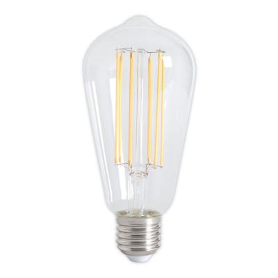 Calex Led lamp Filament rustiek