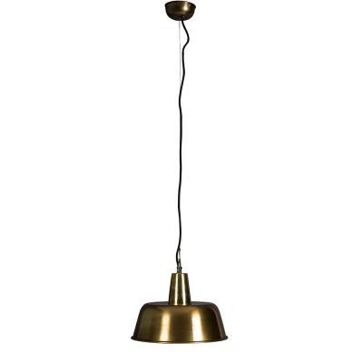 Dutchbone Hanglamp Brass Freak