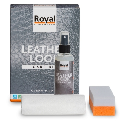 Eijerkamp Collectie Leatherlook Care Kit Clean & Care