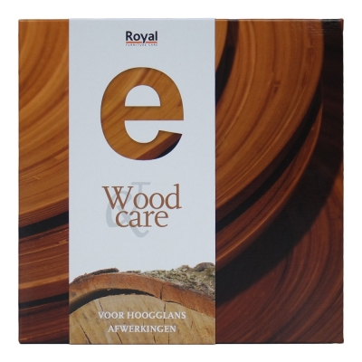 Eijerkamp Collectie Wood Care Kit Hoogglans