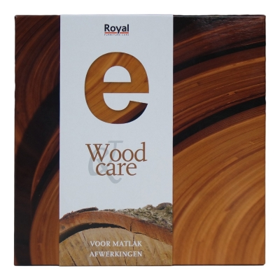 Eijerkamp Collectie Wood Care Kit Matlak