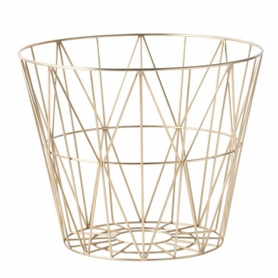 Ferm Living Basket Wire Medium