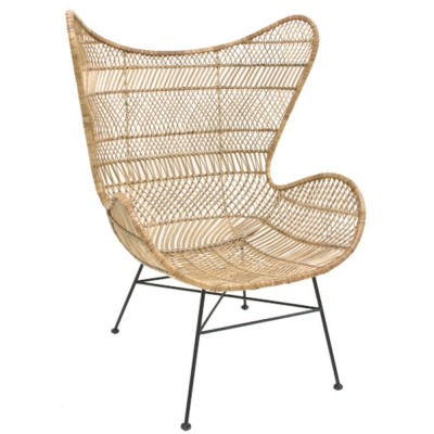 HKliving Fauteuil Egg Chair Bohemian