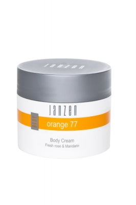 Janzen Body Cream Orange 77