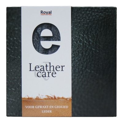 Leather Care Kit Wax & Olie