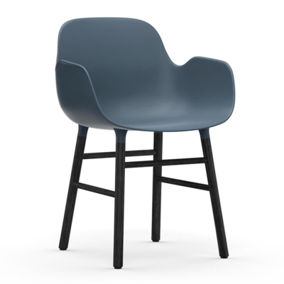 Normann Copenhagen Armstoel Form