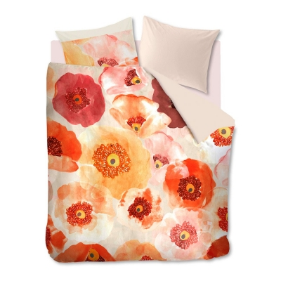 Oilily Dekbedovertrek Faded Poppy
