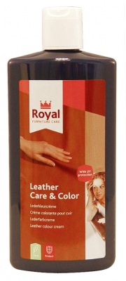 Oranje Furniture Care Leather Care&Color Zwart