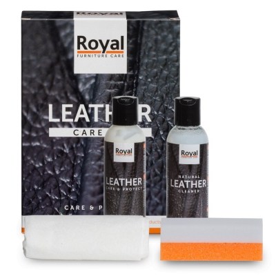 Oranje Furniture Care Leather Care Kit Care & Protect