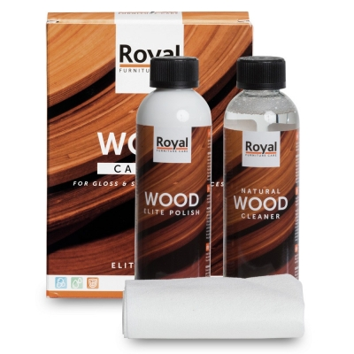 Oranje Furniture Care Wood Care Kit Elite Polish & Cleaner