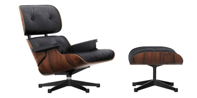 Vitra Eames Lounge Chair & Ottoman