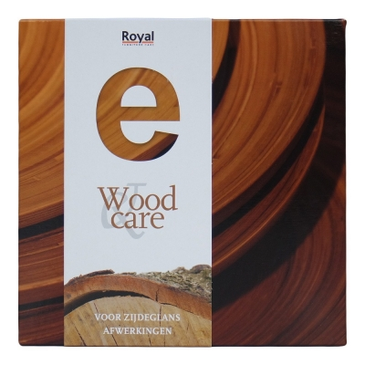 Wood Care Kit Zijdeglans