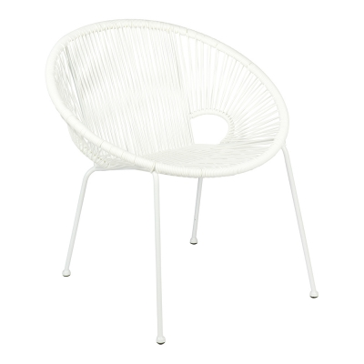 Woood Fauteuil Cocktail