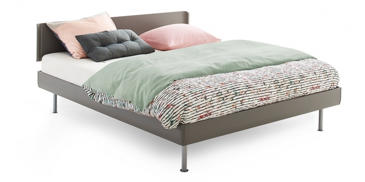 Auping Bed Match Wood Bed