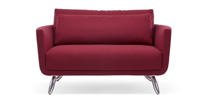 Design on Stock Loveseat Byen Lounge Loveseat