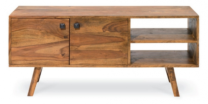 Dressoir 1 Meter Breed.Dressoir 3 Meter Lang Elegant Tv Meubel Industrieel Zwart Eleonora