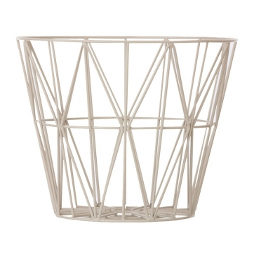 Ferm Living Basket Wire Small Basket