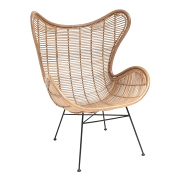 Egg Chair Hk Living.Hkliving Fauteuil Egg Chair