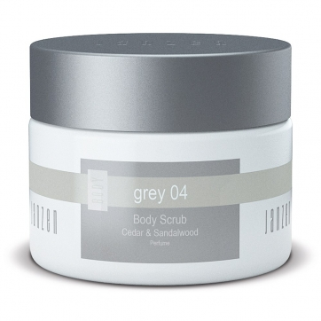 Janzen Body Scrub Grey 04 Body Scrub