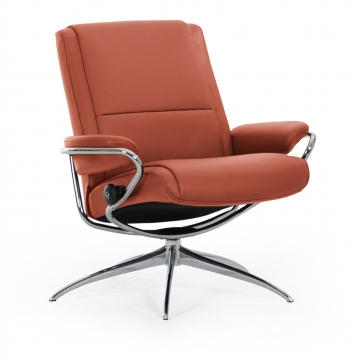 Stressless Leren Stoel.Stressless Paris Relaxfauteuil Low Back Eijerkamp Wonen