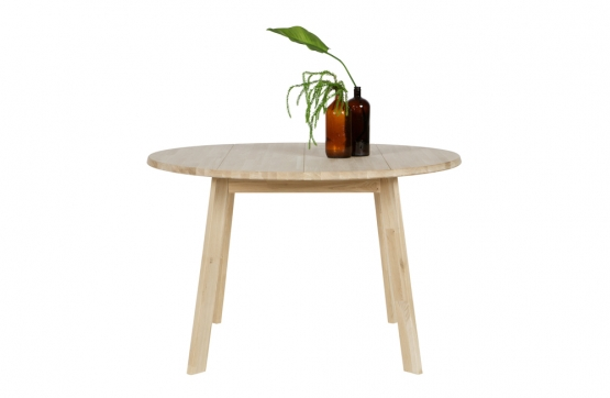 Woood Ronde Tafel : Woood tafel rond perfect woood tablo apoot metaal per stuk with