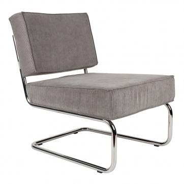 Zuiver Fauteuil Ridge Rib LOUNGE CHAIR