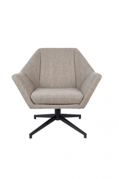 Zuiver Lounge Stoel.Zuiver Fauteuil Uncle Jesse