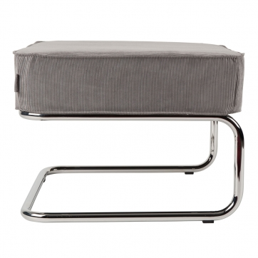 Zuiver Hocker Ridge Rib LOUNGE CHAIR