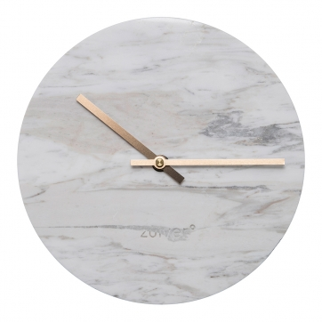 Zuiver Klok Marble Time CLOCK